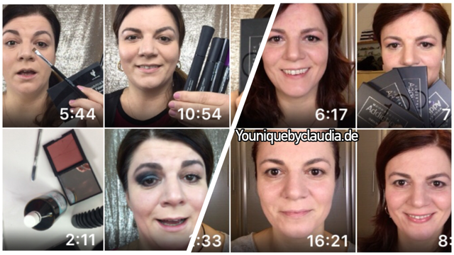 Videos Virtuelle Party Younique