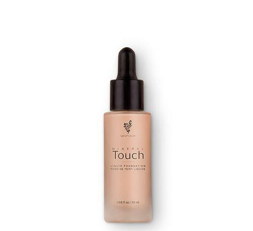 younique touch mineral liquid fluessig foundation