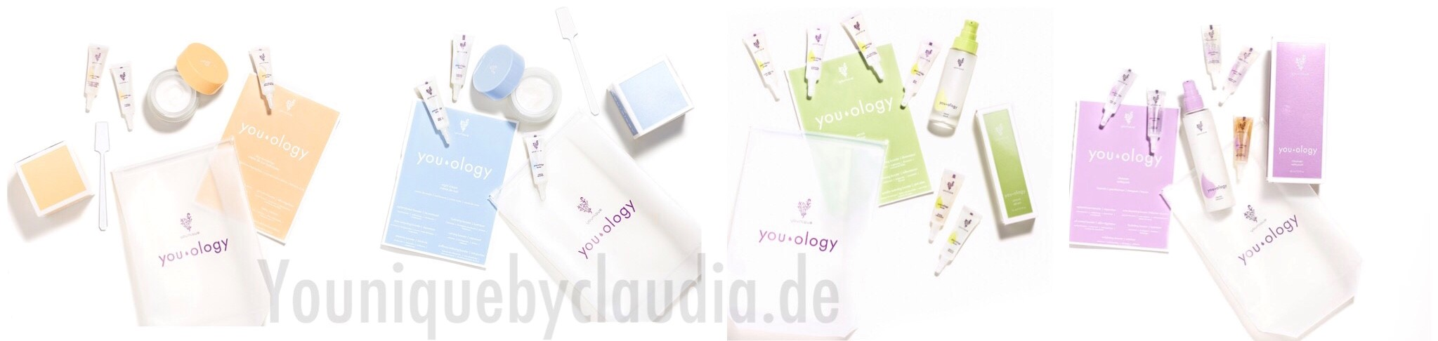 Younique Youology alle Produkte ausgepackt